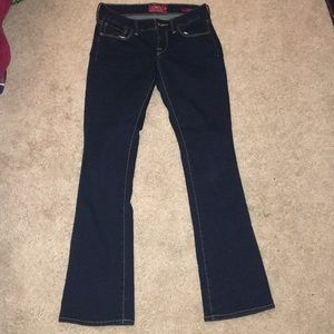 Bootcut lucky brand jeans
